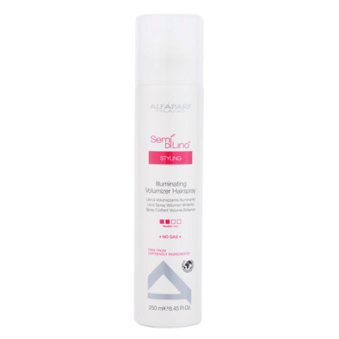 Alfaparf Semi di lino Styling Illuminating volumizer hairspray 250ml