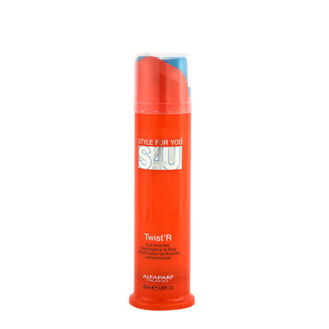 Alfaparf S4U Style for You Twist'r Curl amplifier 100ml - Gel-creme für welliges Haar