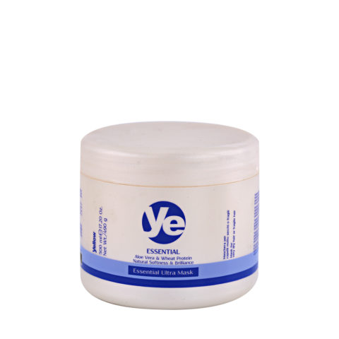Alfaparf YE Yellow Essential ultra mask 500ml - maske