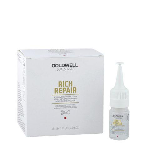 Goldwell Dualsenses Rich repair Regenerating serum 12x18ml