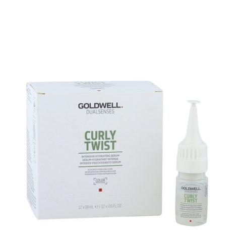 Goldwell Dualsenses Curly twist Enriching serum 12x18ml