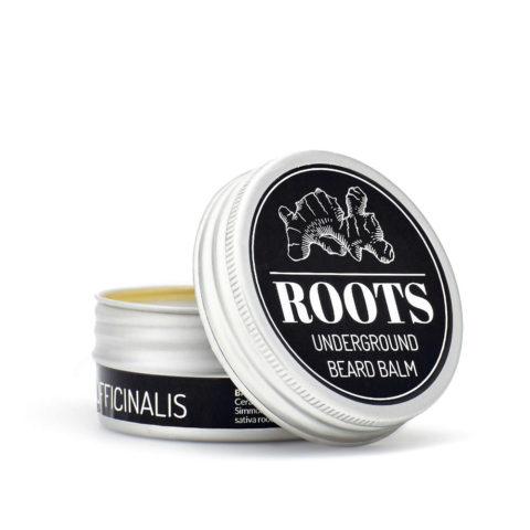 Roots Underground Zingiber Energizing beard balm 50ml - Bartbalsam