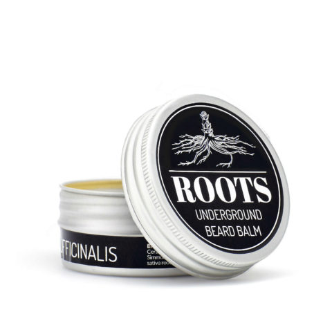 Roots Underground Valeriana Relaxing beard balm 50ml - Entspannender Bartbalsam