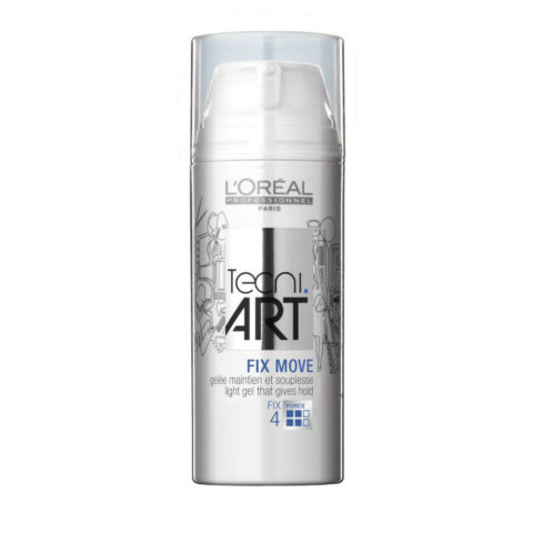 L'Oreal Tecni art Fissaggio Fix move 150ml - Modellier-Gelée