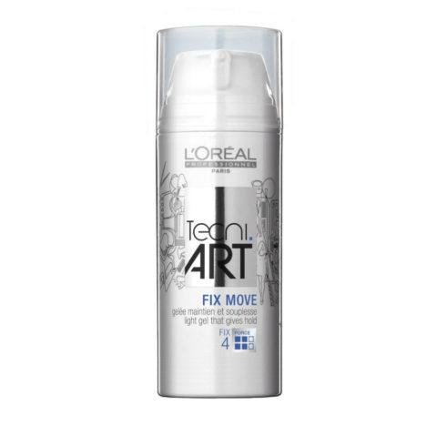 L'Oreal Tecni art Fissaggio Fix move 150ml - Modellier-Gelée