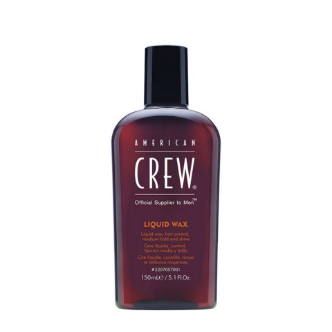 American crew Styling Liquid wax 150ml - flüssiges Wachs