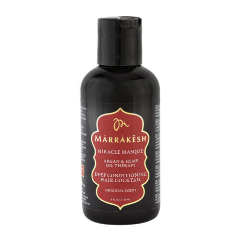 Marrakesh Miracle Masque Deep conditioning hair cocktail 118ml