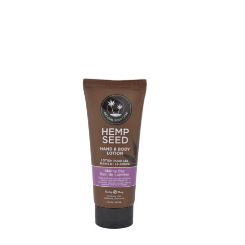 Marrakesh Hemp seed Hand and body lotion Skinny dip 207ml
