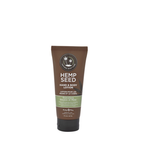 Marrakesh Hemp seed Hand and body lotion Guavalava 207ml