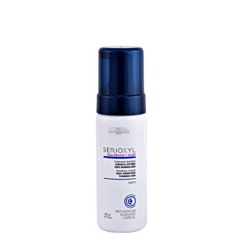 L'Oreal Serioxyl Aqua mousse Foam tech Densifying treatment sehr sensibilisiert Haar 125ml