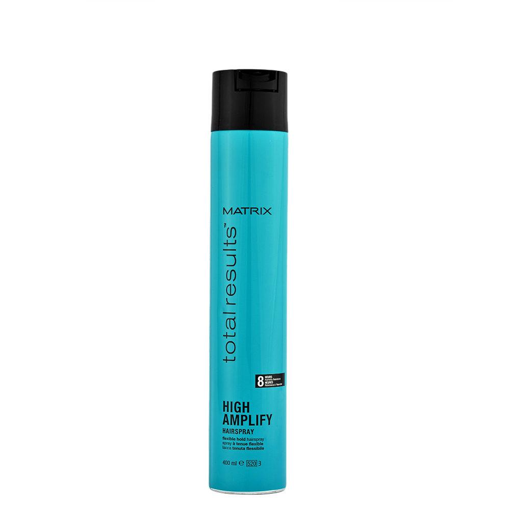 Matrix Total Results High amplify Hairspray Flexible hold 400ml