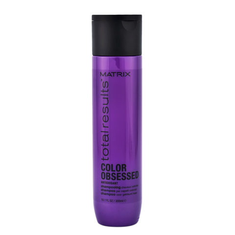 Matrix NEW Total results Color obsessed Antioxidant Shampoo 300ml