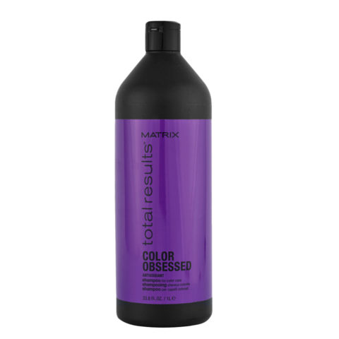 Matrix Total Results Color obsessed Antioxidant Shampoo 1000ml