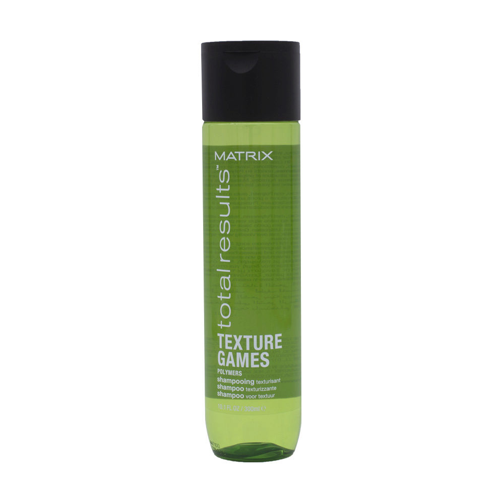 Matrix Total Results Texture games Polymers Shampoo 300ml - Polymeren Shampoo