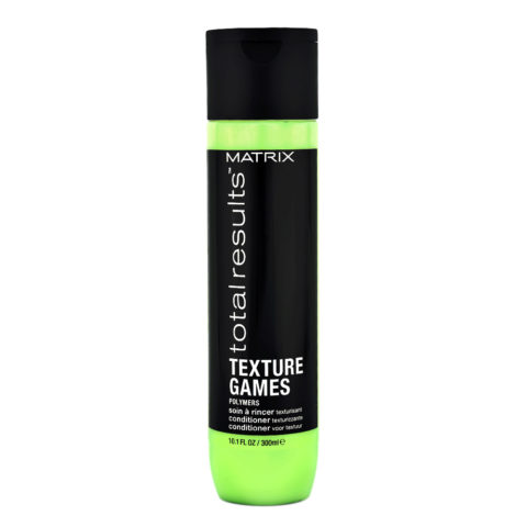 Matrix Total Results Texture games Polymers Conditioner 300ml - mit Polymeren Conditioner