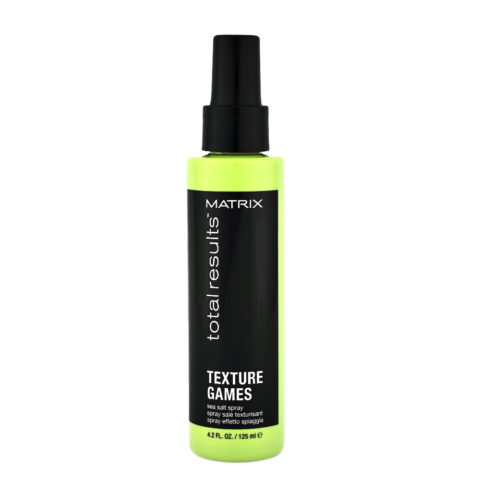 Matrix Total Results Texture games Sea salt spray 145ml - mit Seesalz Spray