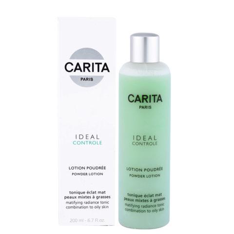 Carita Skincare Ideal controle Lotion poudrée 200ml
