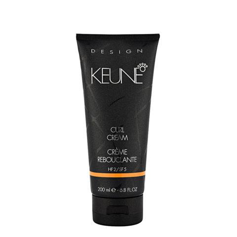 Keune Design Styling volume Curl cream 200ml