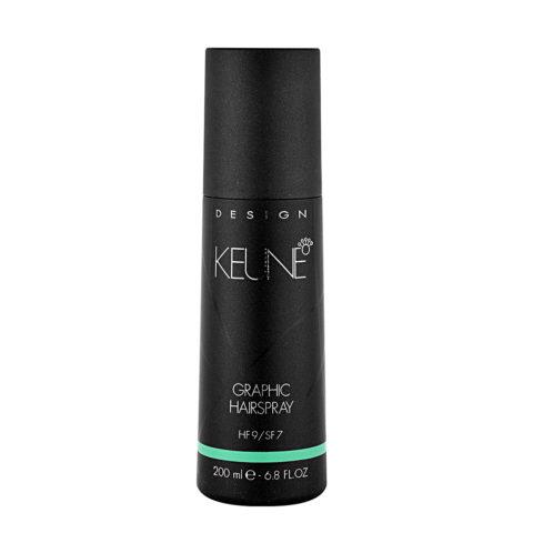 Keune Design Styling fix Graphic hairspray 200ml