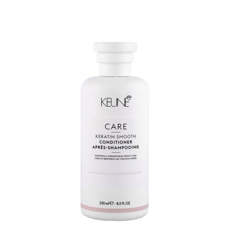Keune Care line Keratin smooth Conditioner 250ml - Anti Frizz Conditioner