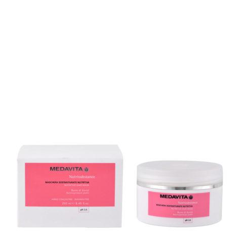 Medavita Lenghts Nutrisubstance Nutritive hair mask pH 3.5  250ml - pflegende Haarmaske