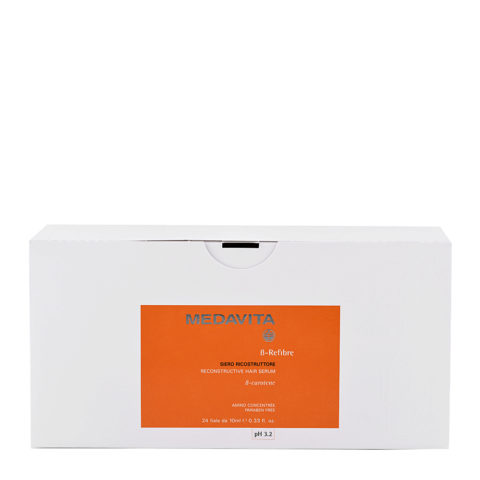 Medavita Lenghts Beta-Refibre Haarfaser Aufbau-Serum pH 3.2  24x10ml