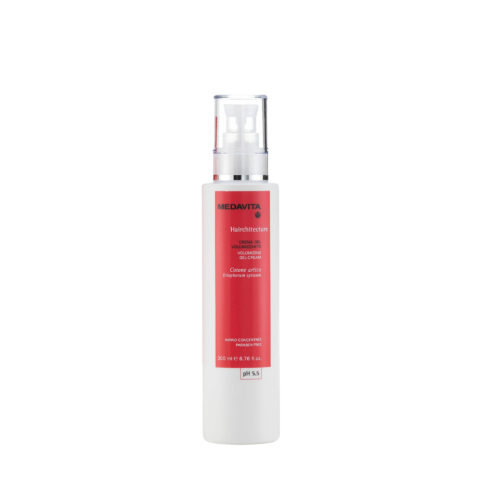 Medavita Lenghts Hairchitecture Volumizing gel-cream pH 5.5  200ml voluminisierendes Cremegel