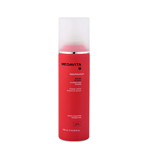 Medavita Lenghts Hairchitecture Mousse extreme pH 6  200ml