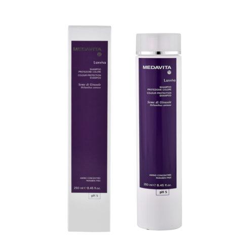 Medavita Lenghts Luxviva Colour Farbschutz Shampoo pH 5  250ml