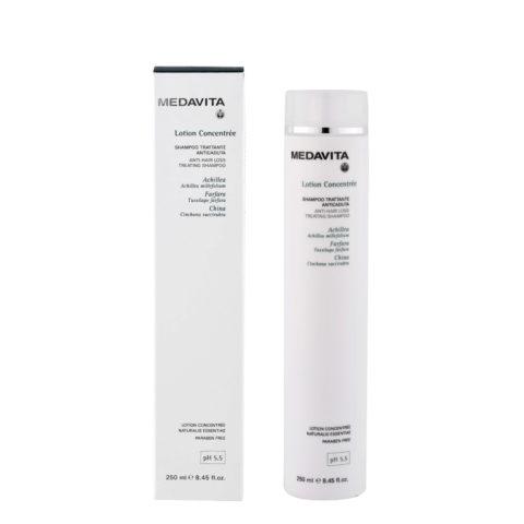 Medavita Scalp Lotion concentree Shampoo zur Vorbeugung von Haarausfall pH 5.5  250ml