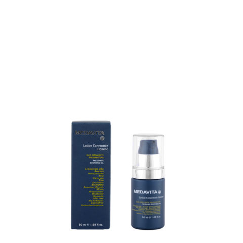 Medavita Scalp Lotion concentree homme Pre-shave Emollient-Öl 50ml