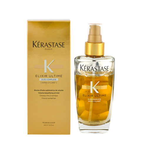 Kerastase Elixir ultime NEW Oil für feines haar 100ml