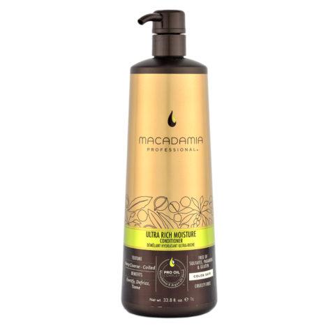Macadamia Ultra-rich moisture Conditioner 1000ml