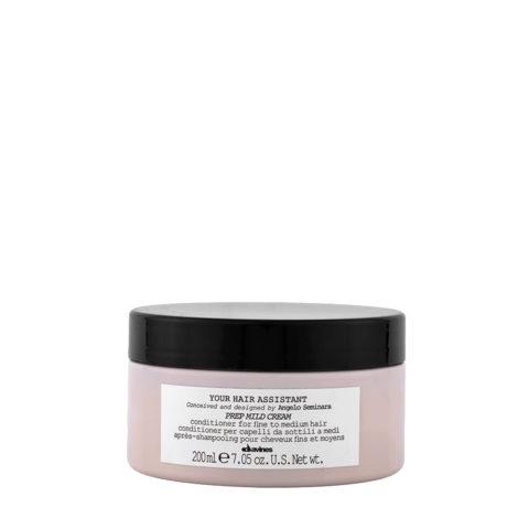 Davines YHA Prep mild cream 200ml - Nährender Conditioner