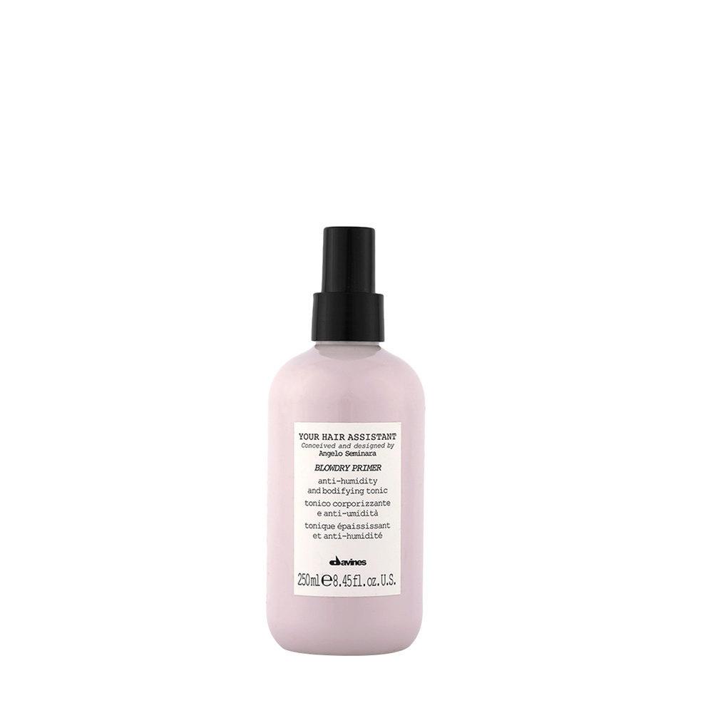 Davines YHA Blowdry primer 250ml - Luftfeuchtigkeitsschutz-Spray