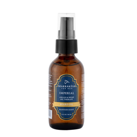 Marrakesh for men Imperial beard oil 60ml - Bartöl