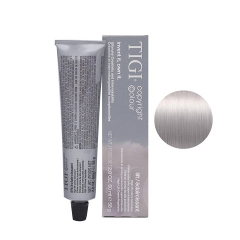 100/21 Ultra platin blond violett kühl Tigi Lift 60ml