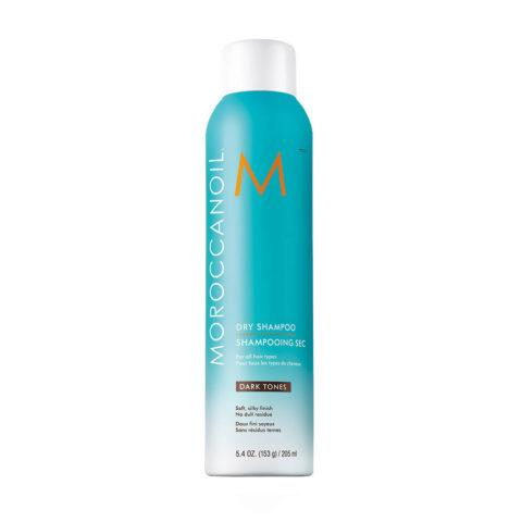 Moroccanoil Dry shampoo Dark tones 205ml - Trockenshampoo