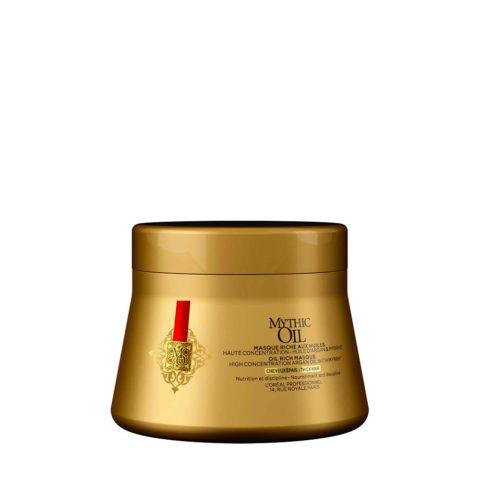 L'Oreal Mythic oil Rich masque Thick hair 200ml - für kräftiges Haar