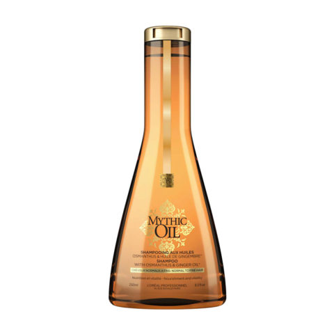 L'Oreal Mythic oil Shampoo Normal to fine hair 250ml - für normales bis feines Haar