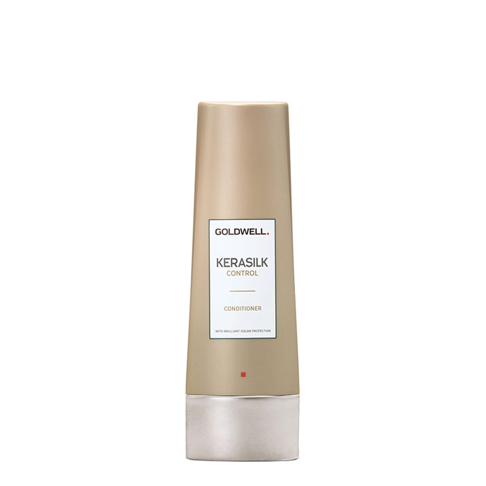 Goldwell Kerasilk Control Conditioner 200ml - Anti Frizz Conditioner