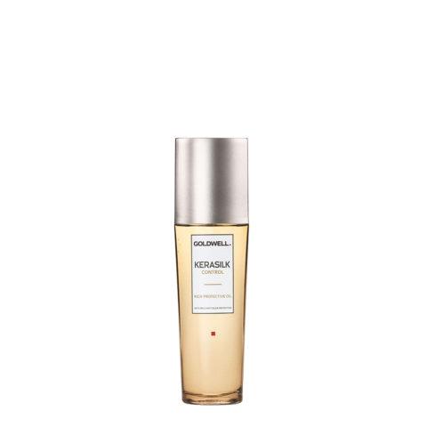 Goldwell Kerasilk Control Rich protective oil 75ml - Reichhaltiges Schutz-Öl