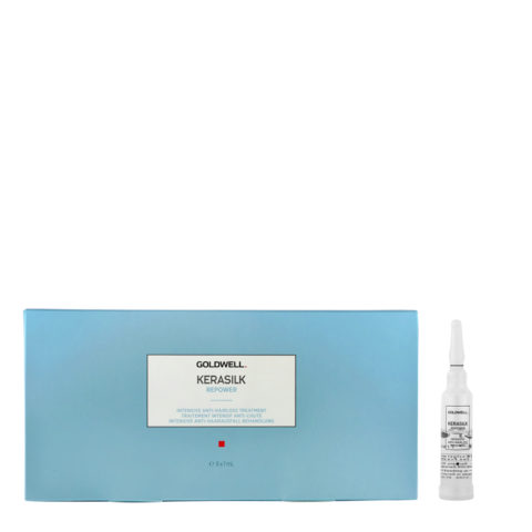 Goldwell Kerasilk RePower Intensive Anti-Hairloss Treatment 8x7ml