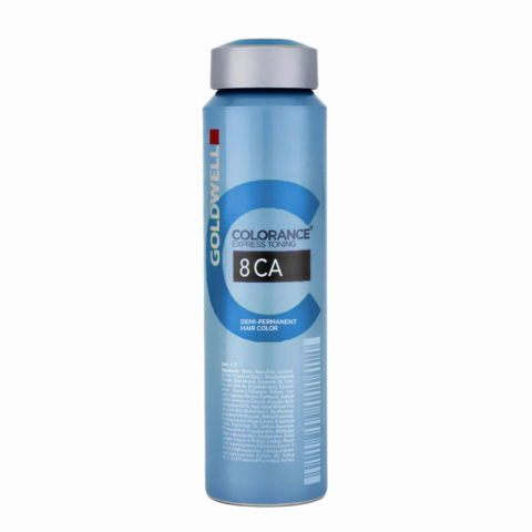 8CA Cool hell-aschblond Goldwell Colorance Cool blondes can 120ml