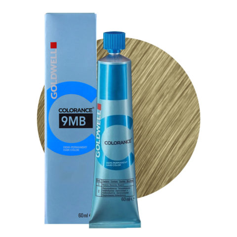 9MB Hell-hell-jadeblond Goldwell Colorance Cool blondes tb 60ml