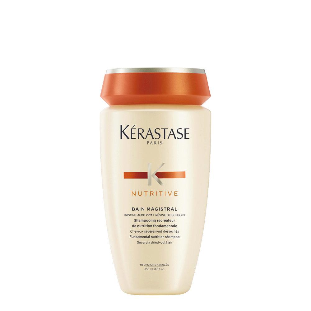 Kerastase Nutritive Bain Magistral 250ml - tiefenpflegendes Shampoo für stark ausgetrocknetes Haar