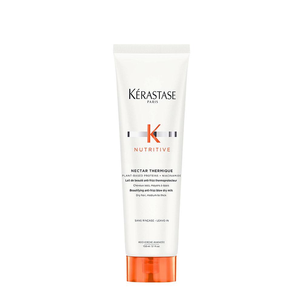 Kerastase Nutritive Nectar Thermique 150ml - Thermoschutz-Creme für normales bis trockenes Haar