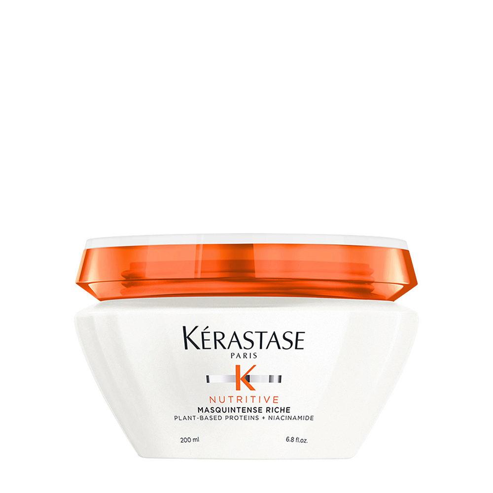 Kerastase Nutritive Masquintense thick hair 200ml - reichhaltige Pflegemaske für kräftiges und trockenes Haar