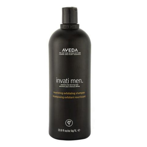 Aveda Invati Men Exfoliating Shampoo 1000ml