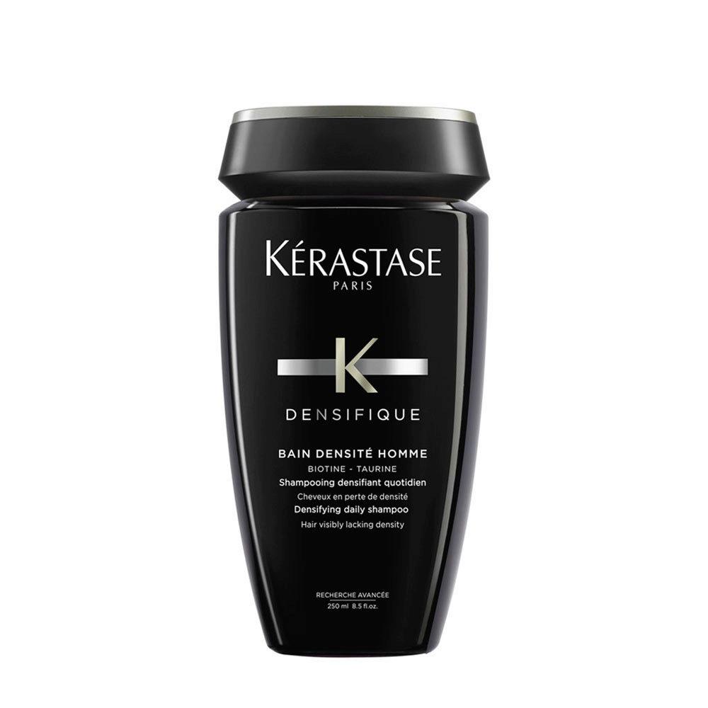Kerastase Densifique Bain densite homme 250ml Shampoo für Männer, zur täglichen Anwendung, um dünner werdendes Haar